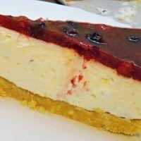 Recept : Nepečený cheesecake s ovocem | ReceptyOnLine.cz - kuchařka, recepty a inspirace Cheesecake, Food, Deserts, Cheesecake Cake, Cheesecakes, Essen, Cheesecake Bars, Yemek, Meals
