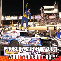 Kody Scholpp's  quote from IMCA Super Nationals 2015