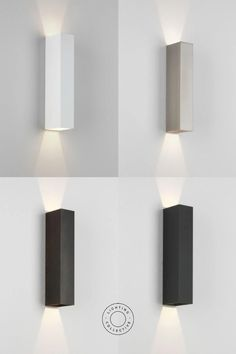 Shop Lighting Collective for this modern and multi-functional wall light boasting a rectangular shape. The Modern Rectangular LED Up-Down Wall Light plays with the fixture to bounce off the top and bottom in order to create a playful effect. This silhouette with sharp edges and minimalistic lines is both contemporary yet timeless and can suit any space.   #exterior #interior #walllight #walllights #walllight #updown #updownwalllight #lights #lighting #indirect #indirectlighting