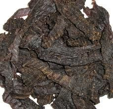 Simple and Delicious Deer Jerky Recipe deer jerky - 1 lb venison (fat and skin removed) 1 tsp liquid smoke; c soy sauce Deer Recipes, Game Recipes, Recipies, Oven Jerky, Venison Recipes, Sausage Recipes, Deer Jerky Recipe In Oven, Jerky Seasoning Recipe, Beef Jerky