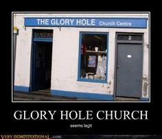 Glory holes on long iland
