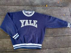Check out this item in my Etsy shop https://www.etsy.com/uk/listing/512893261/yale-university-sweatshirt-embroidery