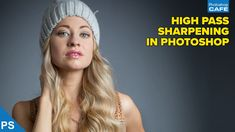 How to use High Pass sharpen in Photoshop. The best way to selectively sharpen photos in Photoshop. This tutorial shows a non destructive way to sharpen photos using the high pass mask in Photoshop. Also, learn how to create an action. Download the HP sharpen action here.