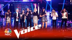 """The Voice 2015 - Top 8: """"Hey Brother/Wake Me Up"""""""