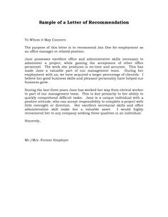 Font size for letter of recommendation ozilmanoof font size for letter of recommendation altavistaventures