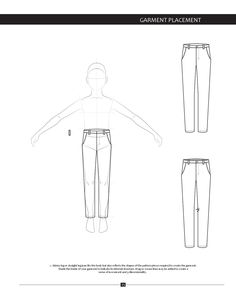 This publication will introduce you to the technical aspects of trade sketching children's garment designs for apparel production and fashion design purposes.