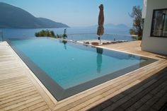 #luxury  very #spacious  #modern #villa with stunning #seaview in #lefkada ! #travel #vacation #summer #holidays  #stylish #enjoy #relax https://goo.gl/6HwkhI