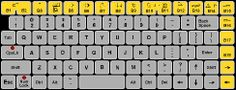 With custom keyboard layout, logo, macros, colors, photos on each key, 2nd key, and custom text can make a difference, and in your language! Make your product look and feel like your product, with keys and colors to match your software. Lifetime Warrantee - Up to 180 Keys - key text that doesn't ware off! From 1 key to 180 keys, with only a $240 one time NRE More Details: http://www.electronickeyboards.com/custom-keyboards.html