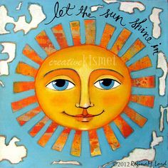Litha - Summer Solstice - Purify  - Let the sun shine in