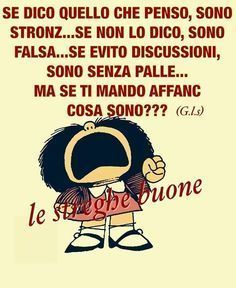 Trovato su Google da pinterest.com Italian Phrases, Italian Quotes, Me Quotes, Funny Quotes, I Hate My Life, Quotation Marks, Vignettes, Life Lessons, Favorite Quotes