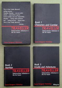 Traveller - Wayne's Books RPG Reference