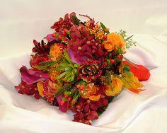 fall+bridal+bouquets   Fall Bridal Bouquet