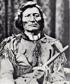 Dull Knife, Chef des Cheyennes du Nord