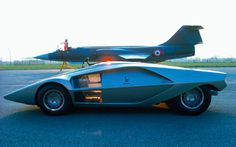 70s Concept Cars / Yesterday's Dreams of the Future