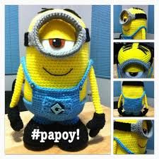 Crochet Minion Slippers - Buscar con Google