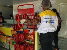 Você acaba de acessar o site: As mazelas do Recife: Fiscalização na Ceasa