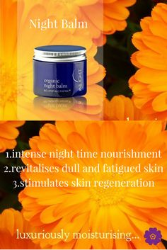 A verdant, aromatic balm that does the hard work while you sleep, supporting skin regeneration and keeping free radicals at bay when the skin is at its most calm and relaxed. Click through to learn more or repin for later.