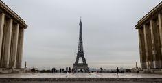 The Eiffel Tower from the Palais de Chaillot, Paris, France Paris France, Tower, Building, Photography, Travel, Rook, Photograph, Viajes, Computer Case