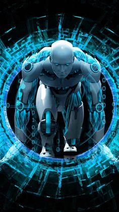 Technology Technology,Art Next generation high tech robot. Technology Posters, Technology Wallpaper, Technology World, Technology Background, Futuristic Technology, Technology Design, Medical Technology, Technology Gadgets, Fashion Technology