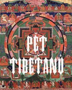 pet tibetanu kniha Logos, Health, Salud, Health Care, Healthy, Logo