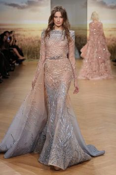 Oscar Dresses, Gala Dresses, Couture Dresses, Fashion Dresses, Runway Fashion Looks, Yellow Fashion, Luxury Dress, Tie Dress, Beautiful Gowns
