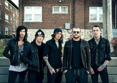 Perfection at its finest! The Ghost Inside, Danny Worsnop, The Word Alive, Ben Bruce, Escape The Fate, Asking Alexandria, Bmth, Of Mice And Men, Bring Me The Horizon