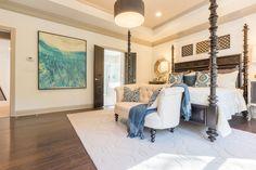 Master Bedroom, Cameron Parc -- Beazer Homes (Atlanta)