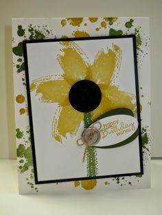 Scrap Happens Here: .....MORE SUNNY SUNFLOWERS...