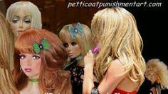 Femdom Sissy: Sissy 16 Punishment -- by Christeen Makeup Eye Looks, Eye Makeup, Petticoated Boys, Crossdressers, Feminine, Art, Fashion, Transgender Girls, Makeup Eyes
