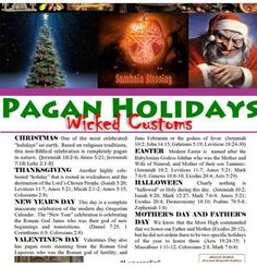 truth about christmas pagan holiday Babylon The Great, Tribe Of Judah, Bible Knowledge, Bible Truth, Spiritual Warfare, Jehovah's Witnesses, Bible Scriptures, Christianity, Spirituality