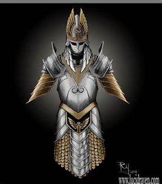 weapon armor shield heavy numenorian arnorian armour sign in gondorian