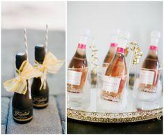 como fazer lembrancinhas de casamento garrafas