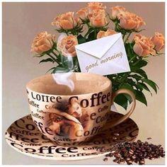 Koffie goede morgen...