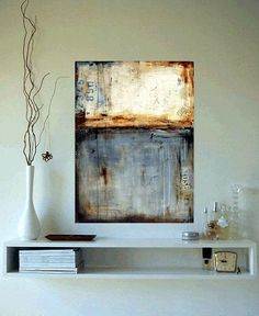 Examples and Tips about Abstract Painting (12) More