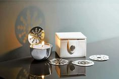 Travel tealight holder...stunning!