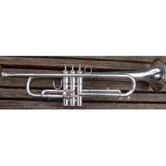 Lawler 25B-2  SN/ 0299 Trumpets, Silver Plate, Artisan, Plates, Licence Plates, Trumpet, Dishes, Silverware Tray, Griddles