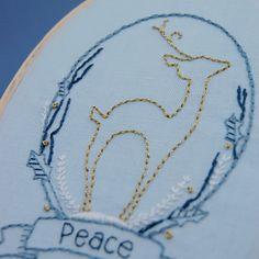 SeptemberHouse_Holiday_Embroidery_Vintage_Deer_2.jpg 1,000×1,000 pixels