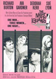 The Night of the Iguana - 1964  Director - John Huston