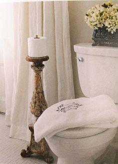 bathroom idea i love