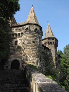 Chateau de la Rochelambert - Visiter Chateau de la Rochelambert - Auvergne Vacances