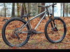 The beautiful brandnew Stanton 4X Bike