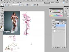 Aula de Desenho Gestual (07082013) - YouTube