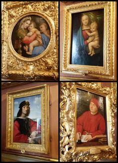Raffaello Sanzio -Galleria Palatina - Palazzo Pitti - Firenze