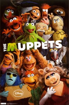 The Muppets.. Awesome movie