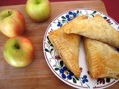 Easy Apple Turnovers - these are so easy and call for less than five ingredients. You'll amaze yourself when you make your own turnovers.