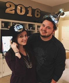 Missy and Bryan happy new year