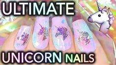 Simply Nailogical - Ultimate Unicorn Nails
