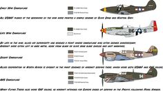 Guide to American Aircraft Camouflage