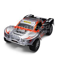 Wltoys A969 1:18 Scale 4WD Short Course Truck Rc Car - US$68.79