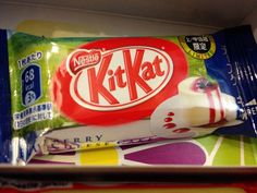 Kit Kat Flavor: Blueberry Cheesecake – Japanese Kit Kat